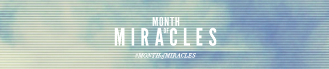 Podcast Banner Month of Miracles 01