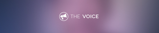 Podcast Banner The Voice