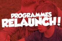 Programmes Relaunch