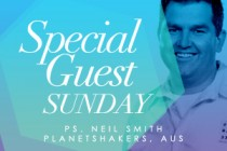 Influence Church Special Guest Sunday Neil Smith