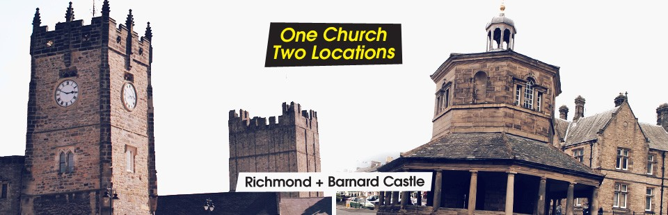 Influence Church Locations