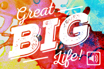 Podcast Banner Great Big Life