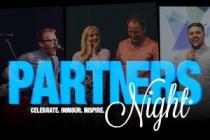 Influence Church Partners Night