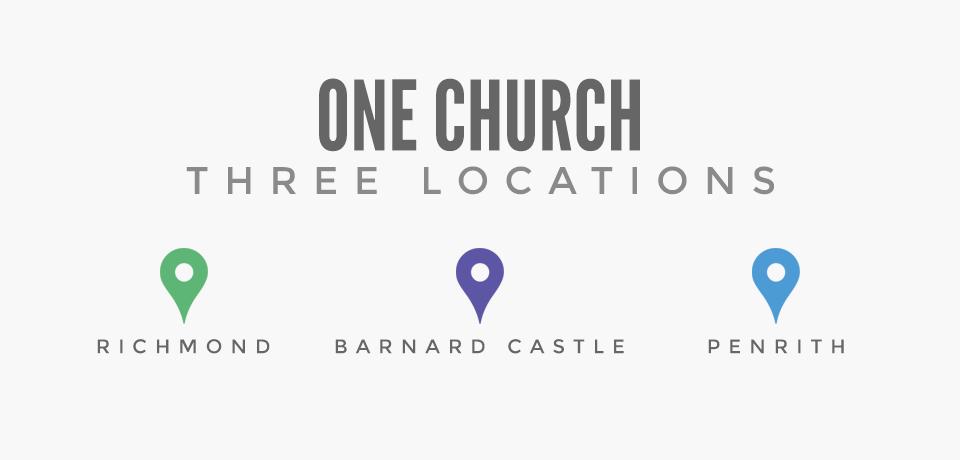 Three Locations