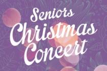 Seniors Christmas Concert