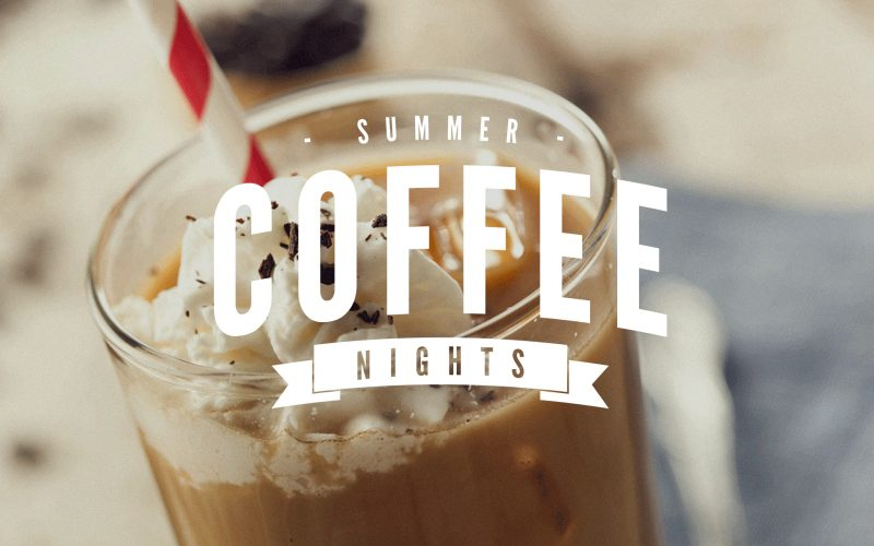 Summer Coffee Nights