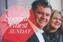 Influence Church Special Guest Sunday DJ McPhail