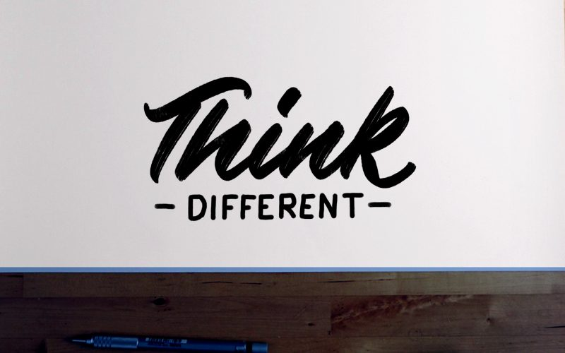 Featured Think Different