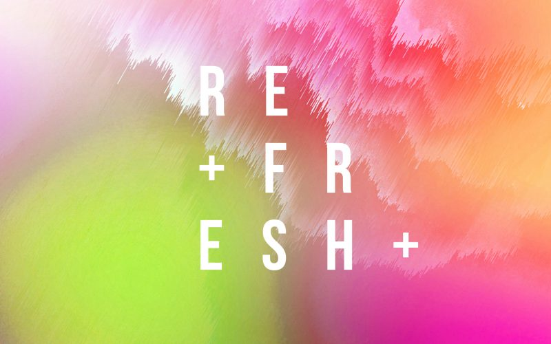 Featured Refresh Teaching Series