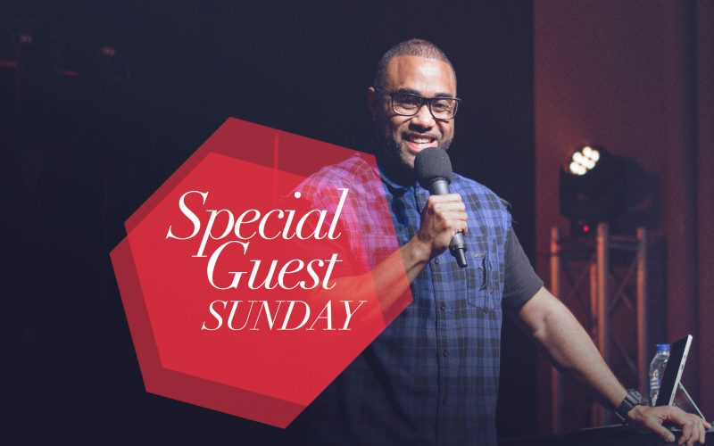 Featured Special Guest Joe V