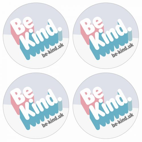 Be Kind Printable Logos