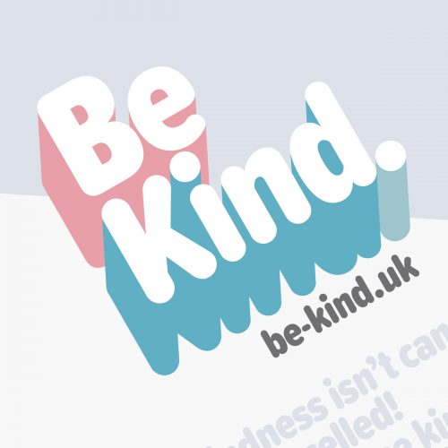Be Kind Phone Wallpaper